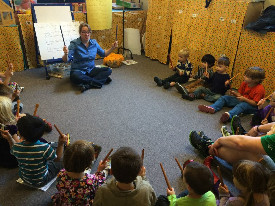 North Seattle Cooperative Preschools